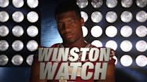 Jameis Winston Performs Great at FSU Pro Day | Winston Watch