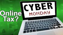 Online sales tax debate heats up on 'Cyber Monday'