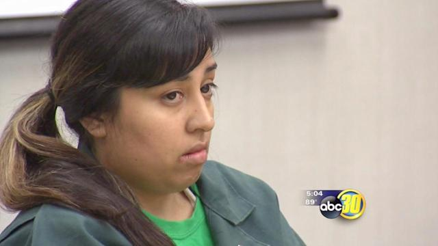 Fresno woman in court for death of highway worker