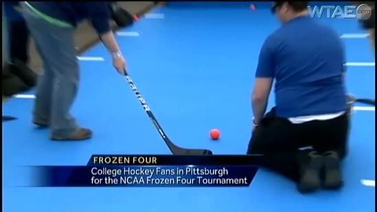 Frozen Fest comes to Pittsburgh