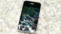 How (Not) to Fix a Cracked Phone Screen