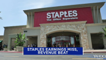 Staples and Urban Outfitters report mixed results, Home Depot misses