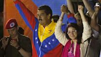Chavez's heir to take over divided Venezuela