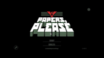 Backlog: Papers, Please