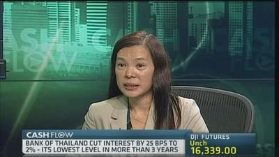 Rate cut will not salvage Thai economy: Pro