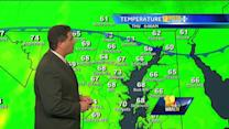 Tony: Showers possible today; Preakness Day 'iffy'