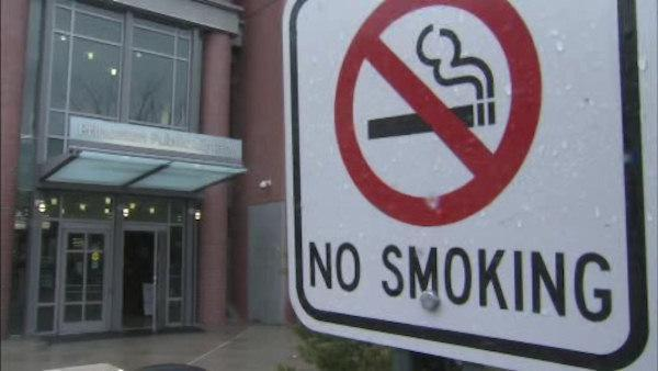Princeton votes to ban outdoor smoking