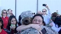 100 California National Guard Troops Returned From Iraq