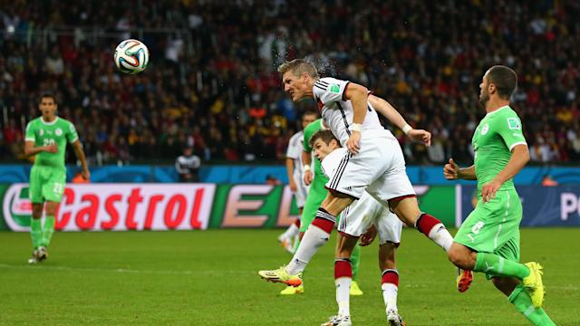 Bocanegra: Germany bent but didn't break