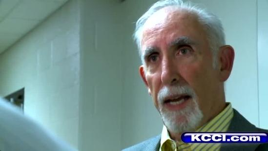 Former football coach says 'vote them out'