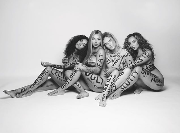 Little Mix fans are loving the 'powerful' message in Strip music video