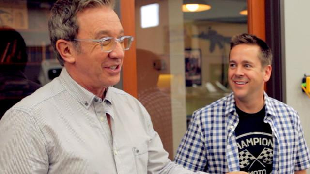 Car Collectors - Tim Allen On Cars & Comedy