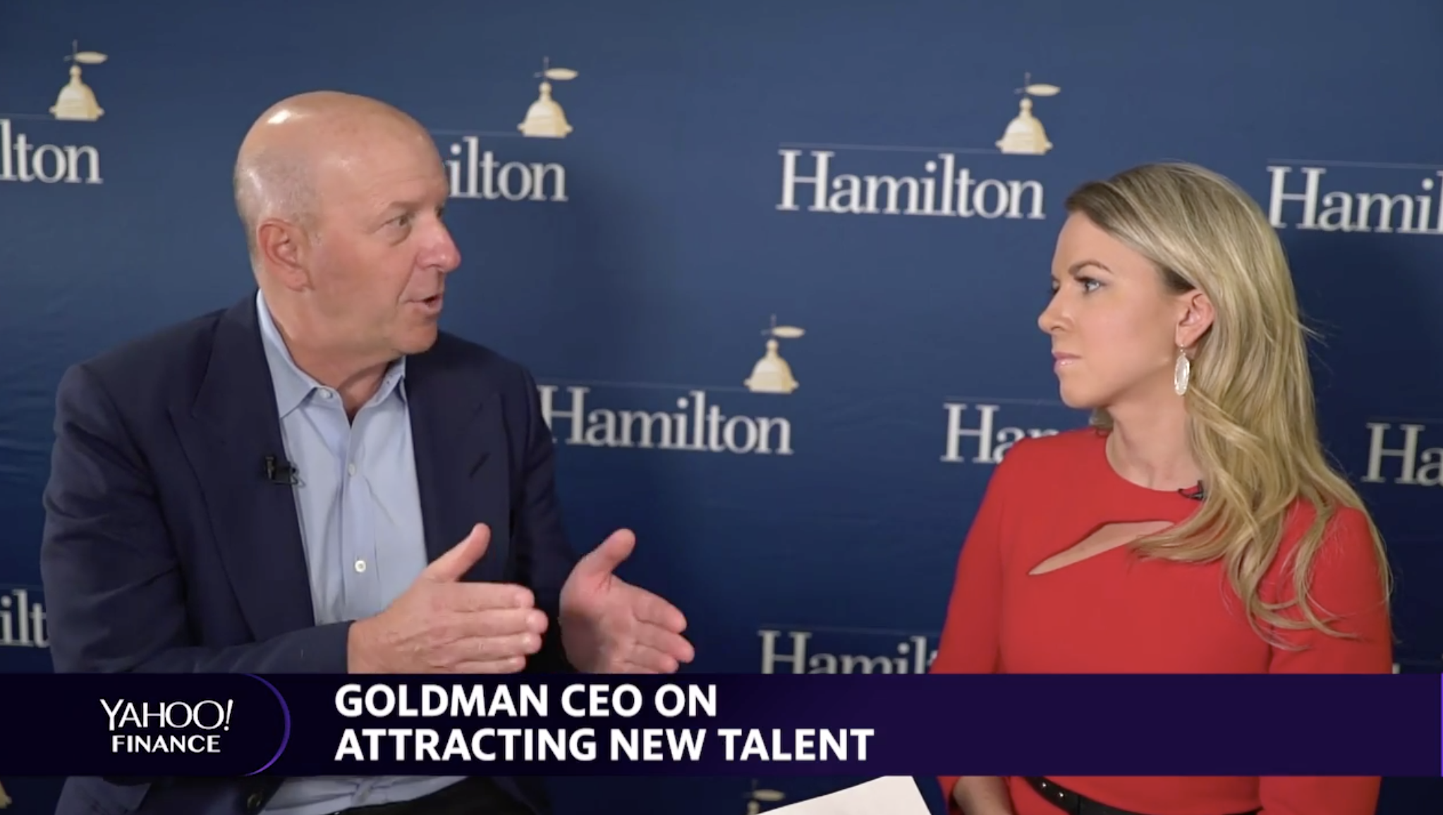 Goldman Sachs CEO on adapting strategy to fit 'evolving society'