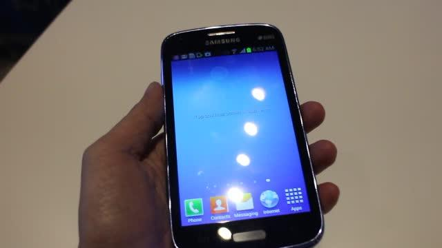 First look: Samsung Galaxy Core
