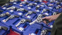 FBI data suggests gun dealers had a record September
