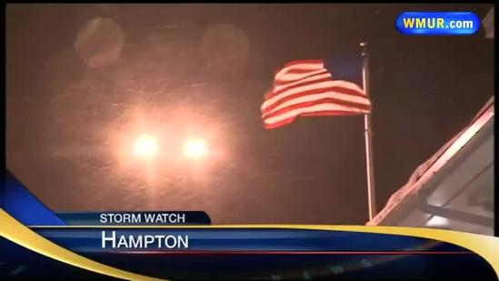 Seacoast slammed with several inches of snow