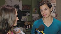 Jake T. Austin Talks 'The Fosters'; Shares Where He Sees Himself In 10 Years