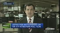 Expect more BOJ easing: HSBC