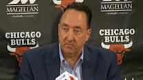 Bulls GM and VP of Operations on Tom Thibodeau firing