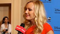 """Malin Akerman Says Her Trophy Wife Isn't the Type to """"Look Pretty and Hush Up"""""""