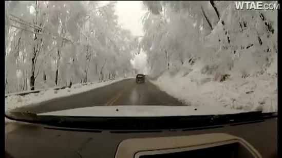Superstorm hits W.Va. with blizzard conditions