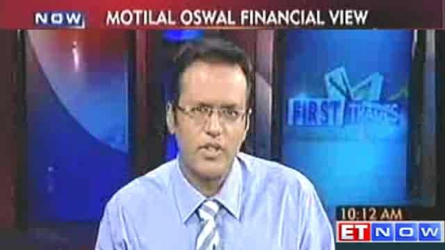 Index is much more stable currently: MOFSL