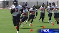 Texans put rookies through their paces