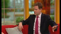 Nick Clegg issues energy warning