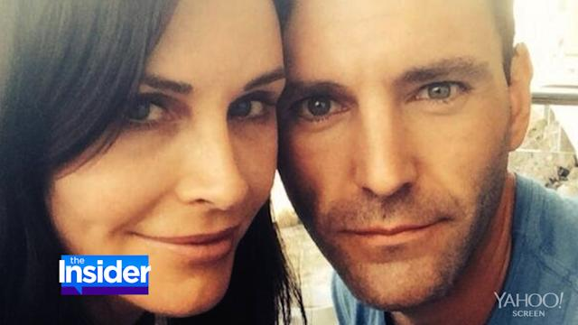 Courteney Cox Is Engaged to Johnny McDaid