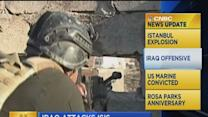 CNBC update: Iraq attacks ISIS in Ramadi