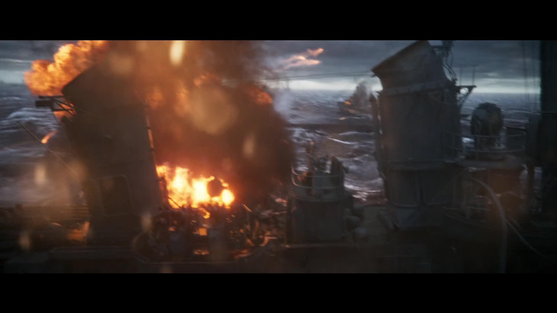 《雷霆戰艦:獵犬號》電影預告