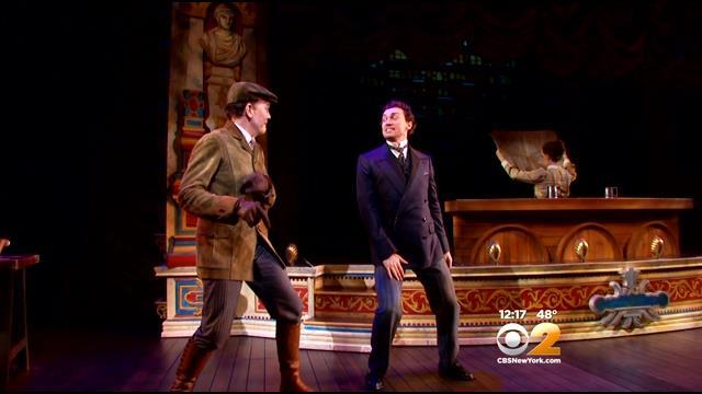 'A Gentleman's Guide' Leads Tony Nominations