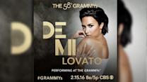 Demi Lovato To Perform Lionel Richie Grammy Tribute With John Legend & More!