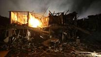 West, Texas, explosion near Waco at fertilizer plant kills at least 5