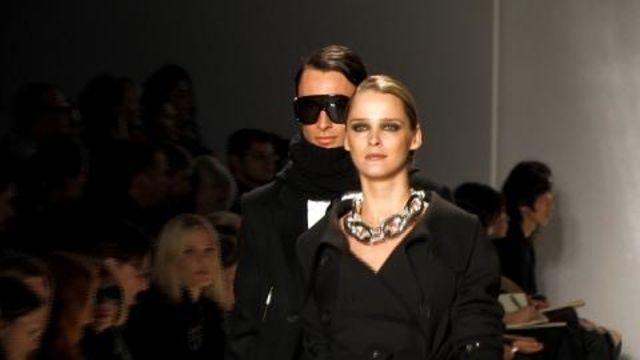 Style.com Fashion Shows - Michael Kors: Fall 2009 Ready-to-Wear