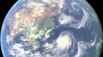 Satellite Imagery Shows Super Typhoon Neoguri