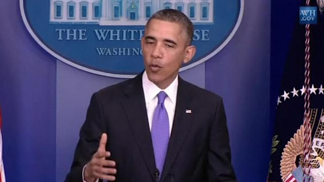 Obama: 'We fumbled the rollout' on healthcare