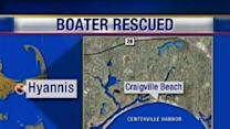 Coast Guard Saves Man Who Went Overboard