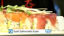Sacramento Sushi Lovers Undeterred By Salmonella Scare Linked To Raw Tuna
