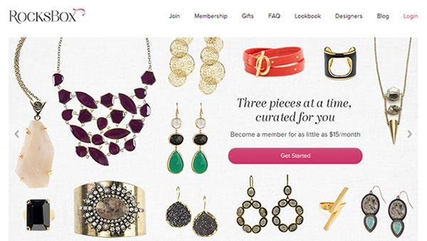 Startups use Netflix rental model for clothing, jewelry