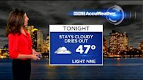 WBZ AccuWeather Midday Forecast For June 2