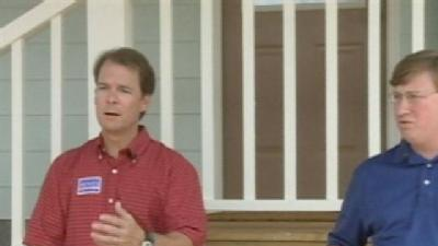 Reeves, Hewes Face Off At Neshoba County Fair