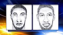 Sketches released in Main Line carjacking