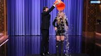 Lindsay Lohan, Drake, Sarah Jessica Parker And Channing Tatum Accept The ALS Ice Bucket Challenge