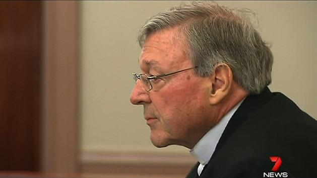George Pell's apology 'not enough'