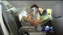 Free car seat inspections in Anderson