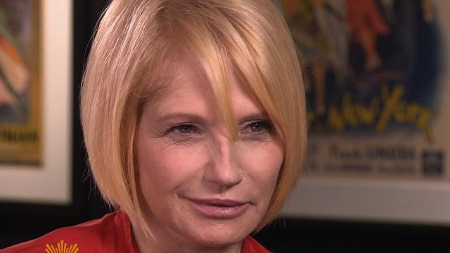 Preview: Ellen Barkin critiques her looks