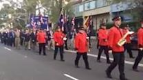 Sydney Marks Anzac Day Centennial With Parade