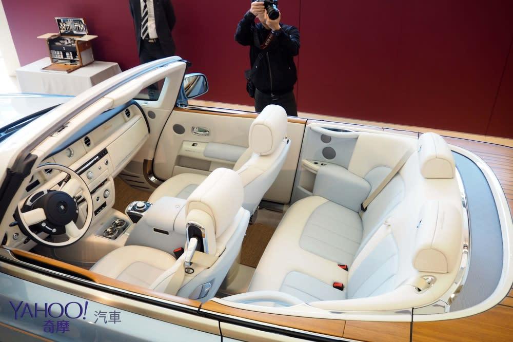 世界唯一現身台灣,Rolls-Royce Blue Magpie Phantom Drophead Coupé極致奢華女神降臨