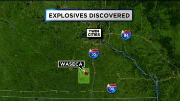 Cops: Small Explosive Devices Found On School Playground